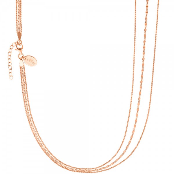 s.Oliver Damen Halskette