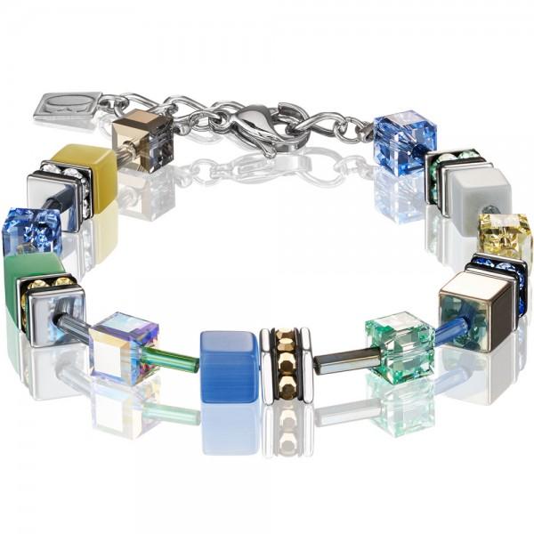 GeoCUBE® Armband Multicolor Gentle - 2839/30-1576