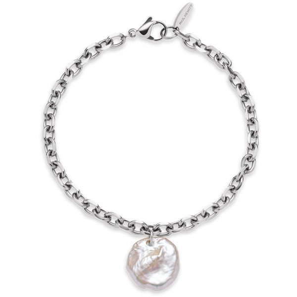 Paul Hewitt Armkette Treasure Bold Pearl