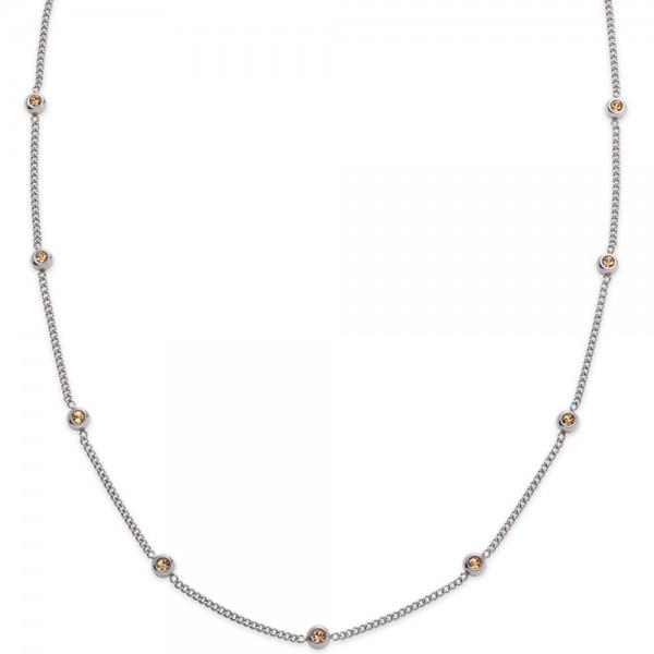 Paul Hewitt Halskette Rainbow Stones Silber