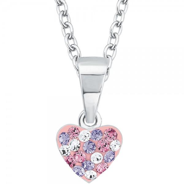 Prinzessin Lillifee Halskette mit Herz-Anhänger