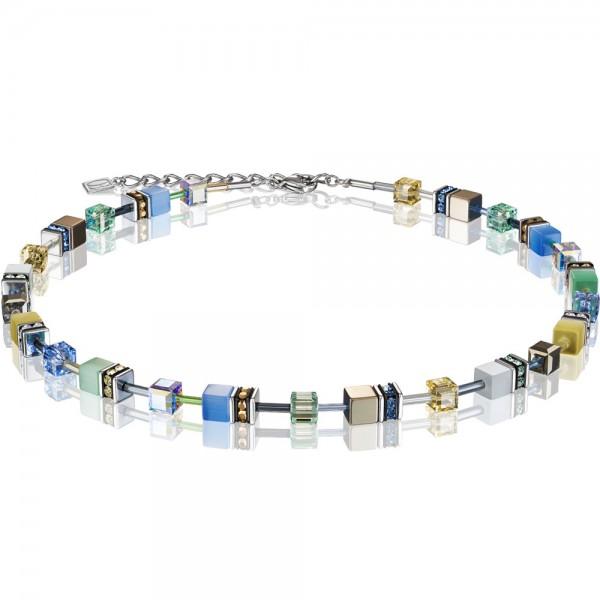 GeoCUBE® Halskette Multicolor Gentle