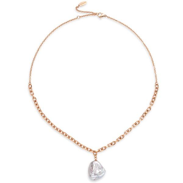Paul Hewitt Halskette Treasure Mixed Pearl